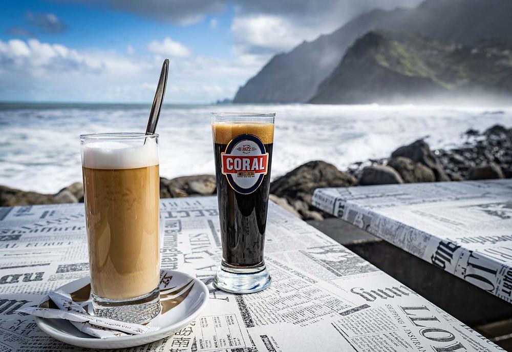 Beach Bar Porto da Cruz, Madeira