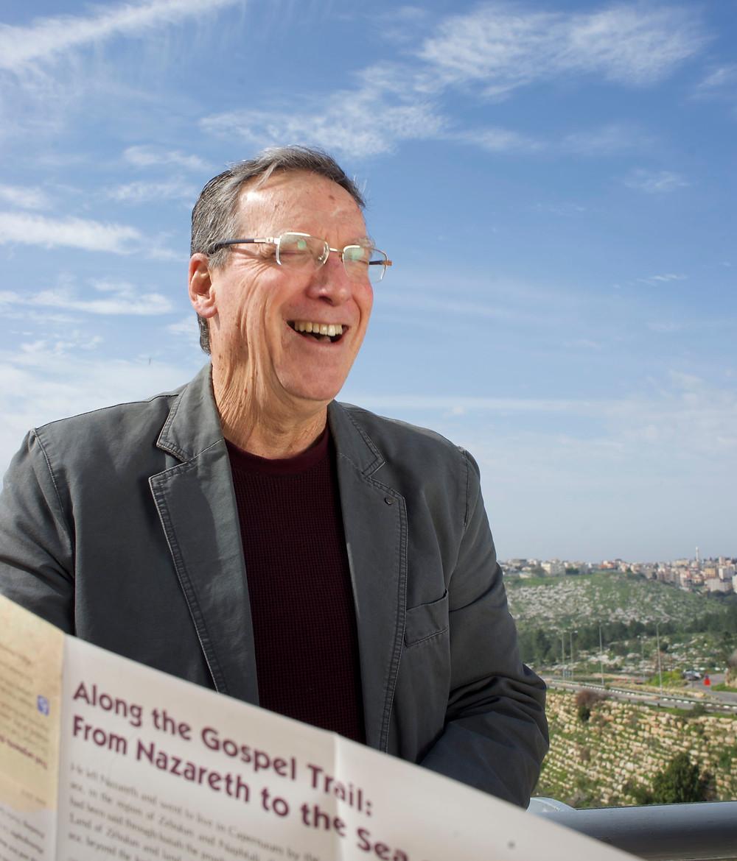 Amir Moran ist einer der geistigen Väter des Gospel Trail