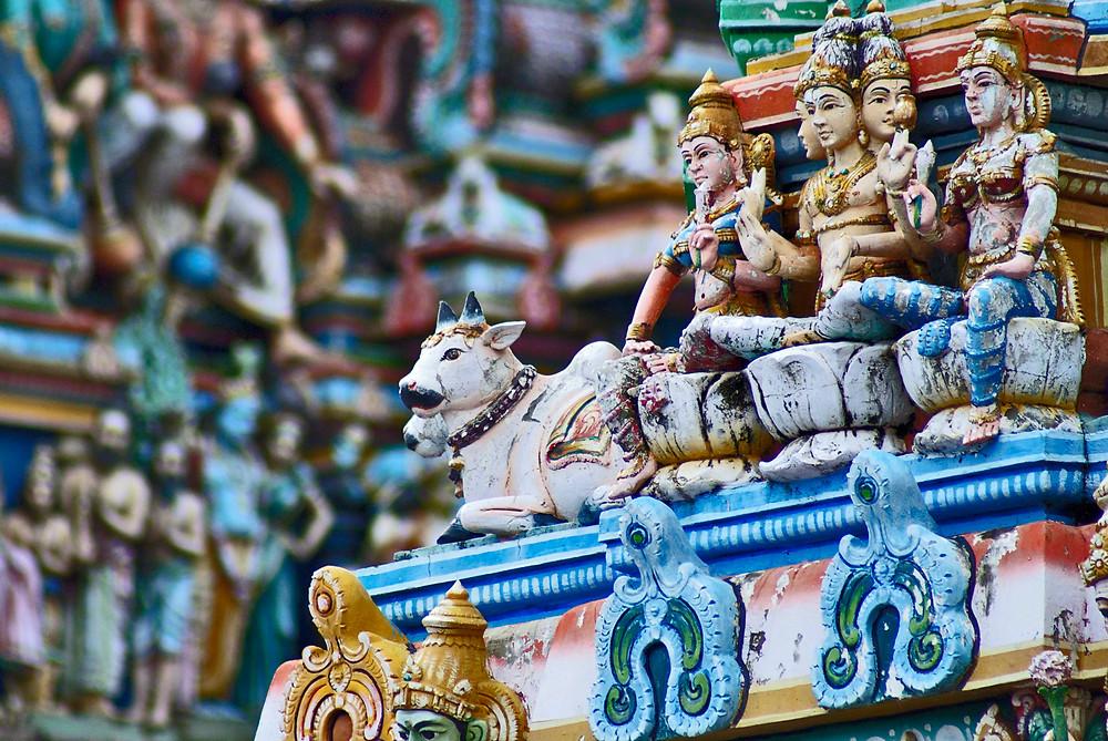 Tempel in Chennai