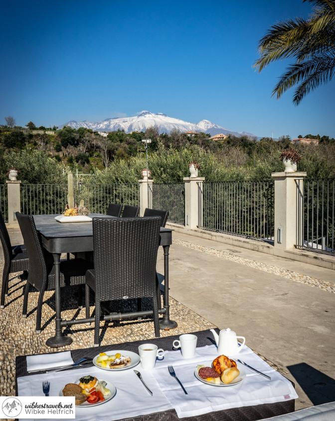 Ätna, Sizilien