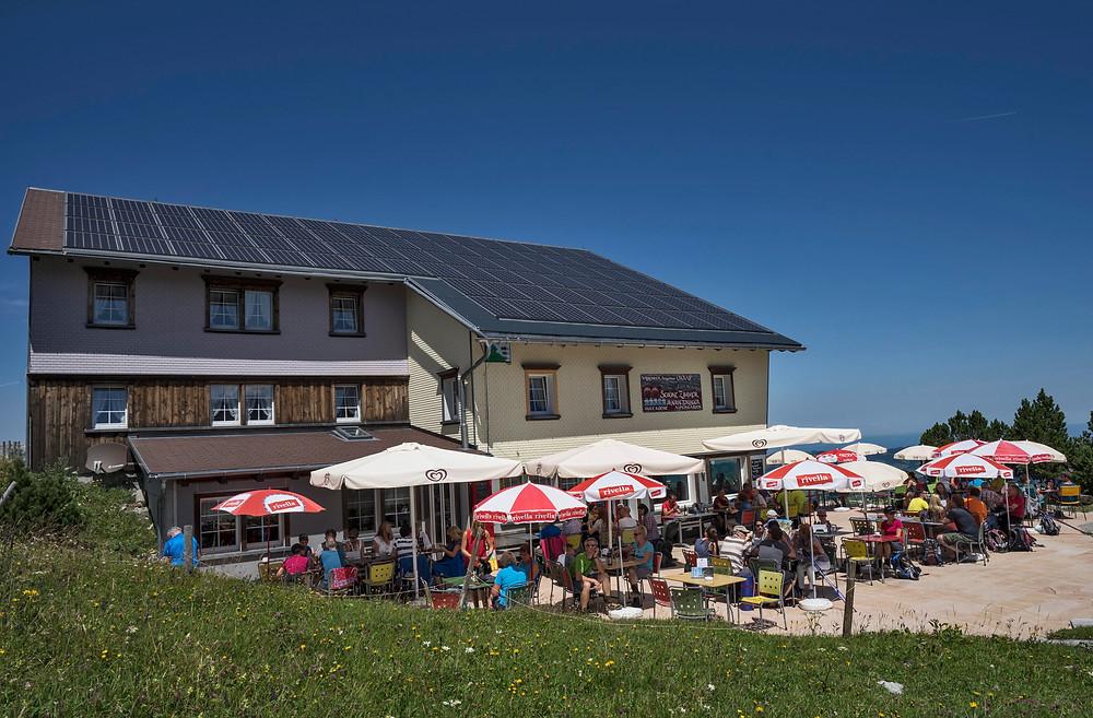 Berggasthof Ebenalp