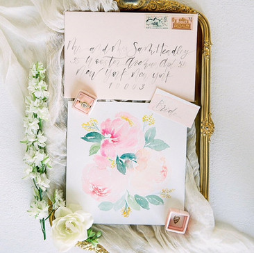 Watercolor Whimsy