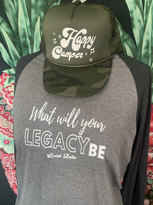 Legacy B-Ball Tee (Blk/Grey)