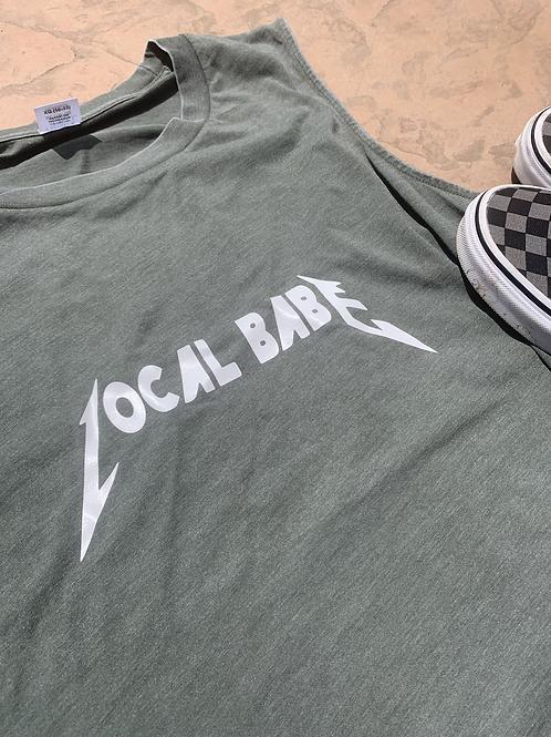 Local Babe Band Tank