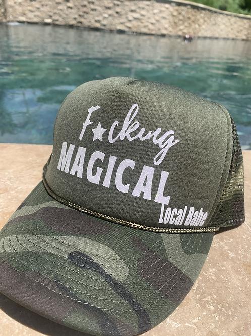 Magical Trucker