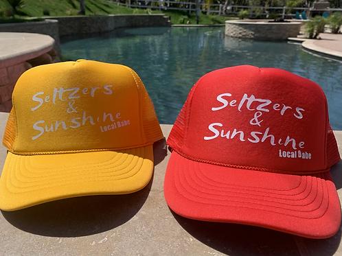 Seltzers & Sunshine Trucker