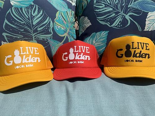 Live Golden Trucker