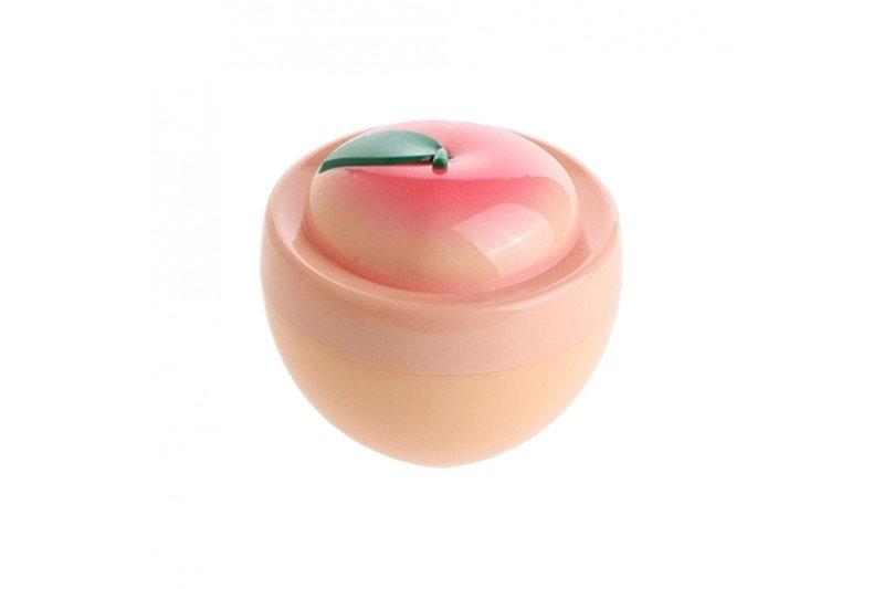 Гелевая скатка на основе целлюлозы Urban doll kiss Peach all in one peeling gel