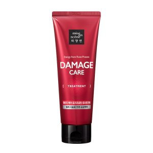 Восстанавливающая маска для волос Mise en scene Damage Care Treatment 180мл