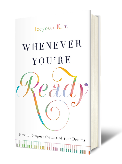 PRE-ORDER: Whenever You're Ready (Autographed copy)