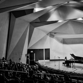 TSRI concert in San Diego