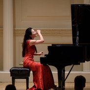 Carnegie Hall Debut