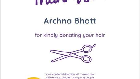 Little Princess Trust - Hair Donation