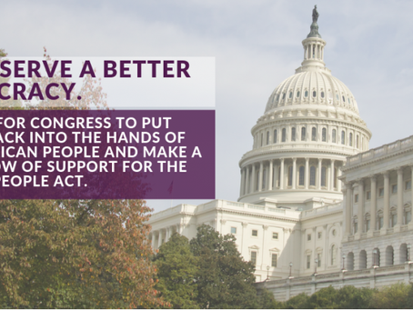 For the People Act Resources