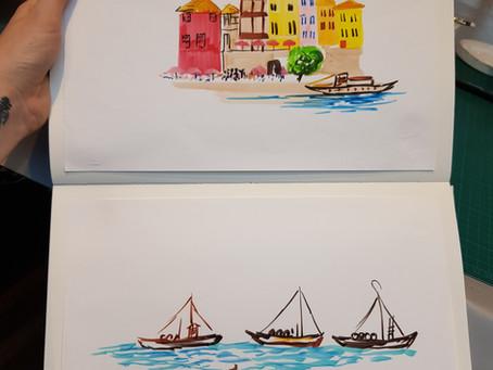 Bookbinding - Portugal