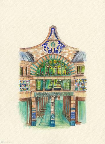 Norwich Royal Arcade