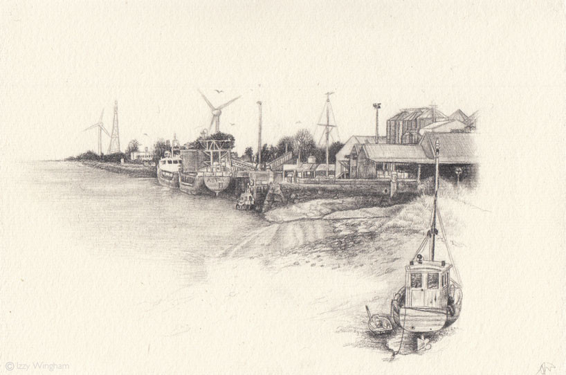 Kings Lynn docks