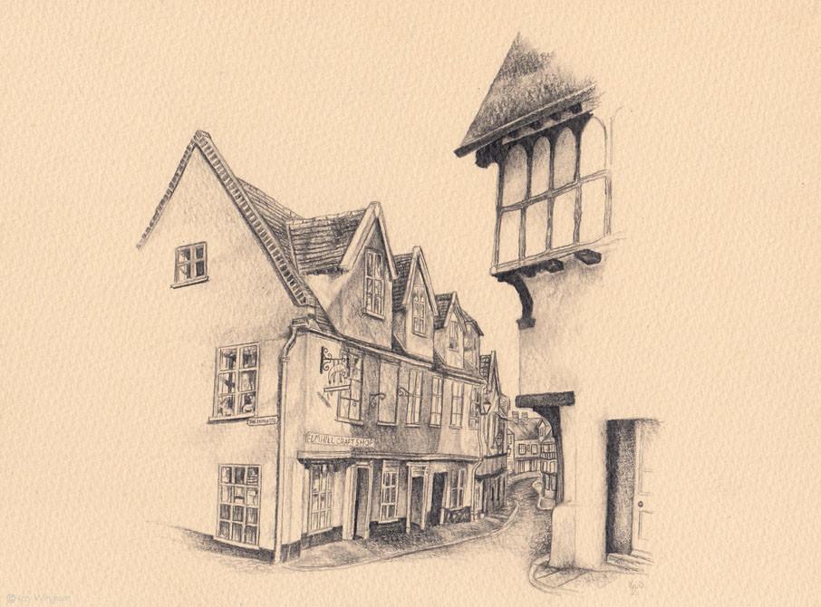 Norwich Elm Hill