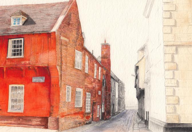 Nelson Street & St Margaret's Lane