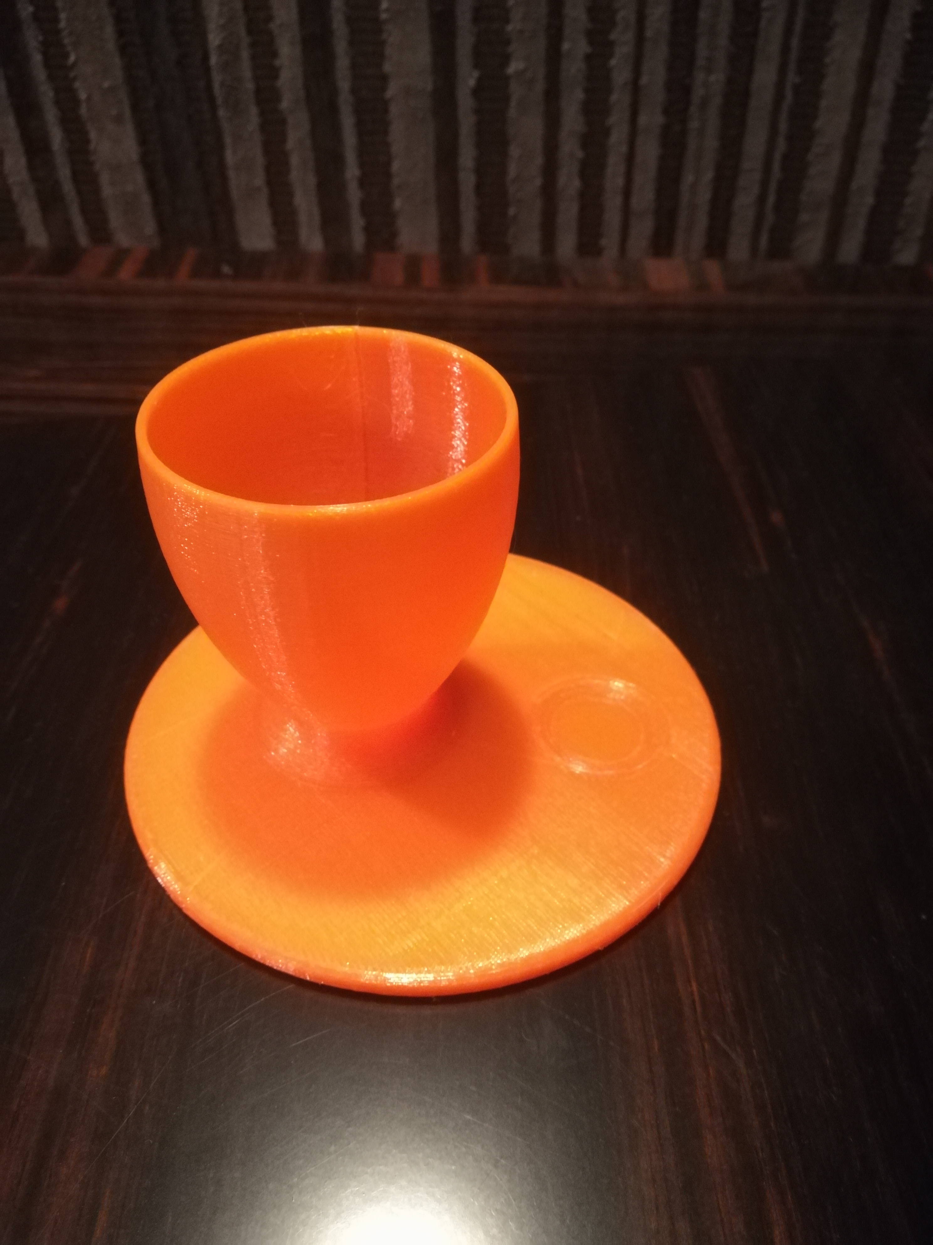egg cup design we made