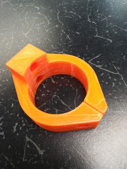 3d printer component for a client who had a part brake on his 3d printer