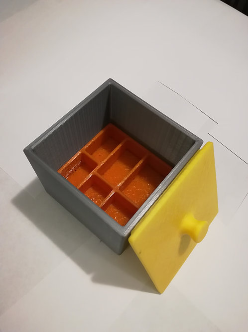 Jewellery Box with Inner Compartment