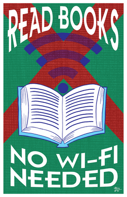 No Wi-Fi Needed