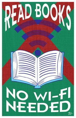 No Wi-Fi Needed