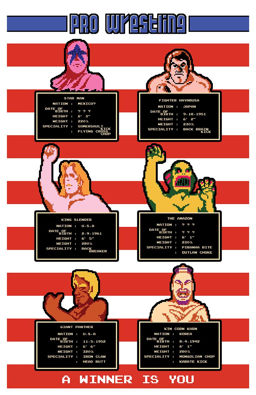 Pro Wrestling Stats