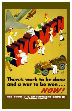 Women During War
