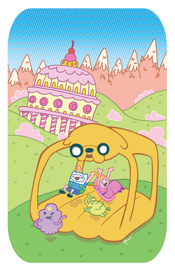 Adventure Time Bounce