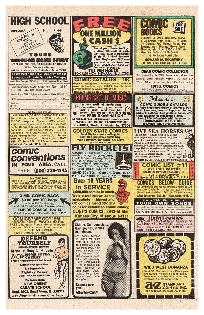 Comic Ads 01