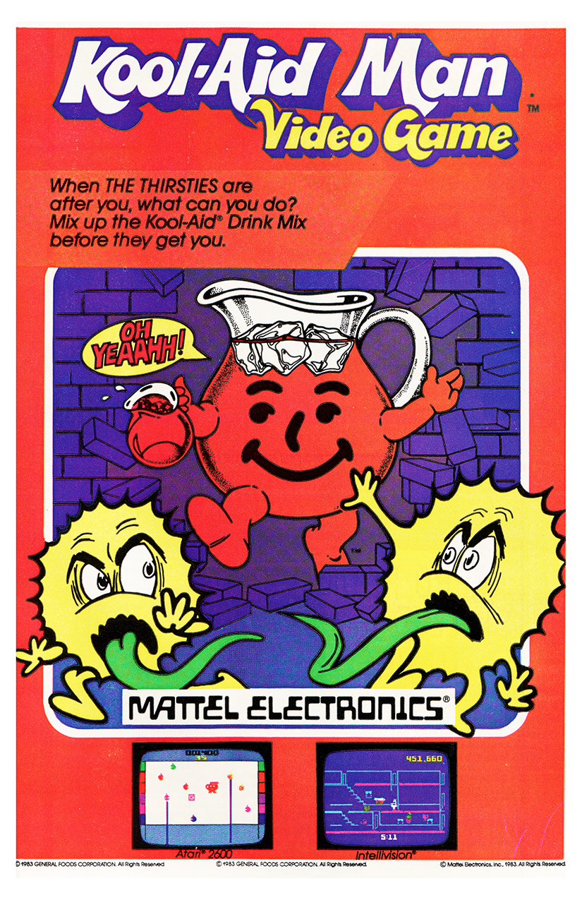 Kool-Aid Man Game