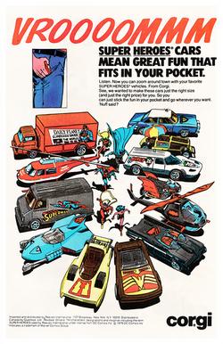 Super Hero Cars