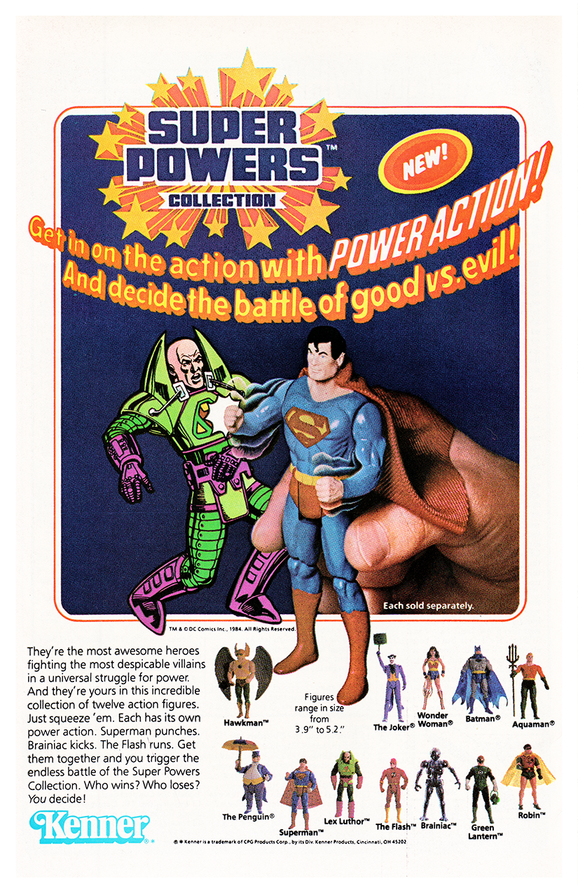 Super Powers Toys