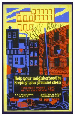 Keep Your Neighborhood Clean