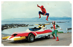 Japan Spiderman