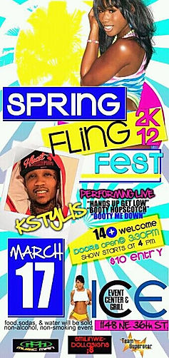 Kstylis Spring Fling Fest OKC