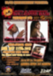 36 Mafia Holloween Bash with special guest ThuggMiss