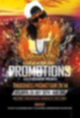 2k14 Promo Tour flyer