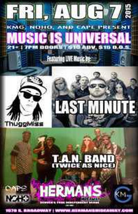 ThuggMiss Music is universal event