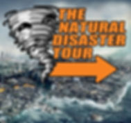 ThuggMiss The Narural Disaster Tour promo flyer