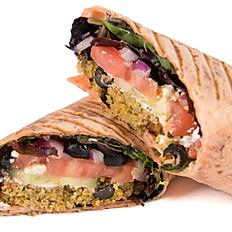Mediterranean Falafel Wrap