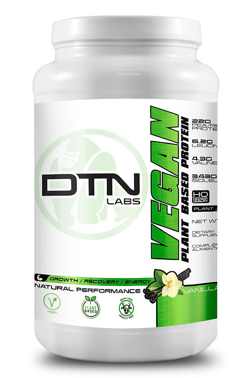 DTN Labs Vegan Plant Based Protein