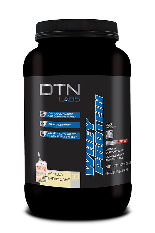 DTN Labs Whey Iso Protein