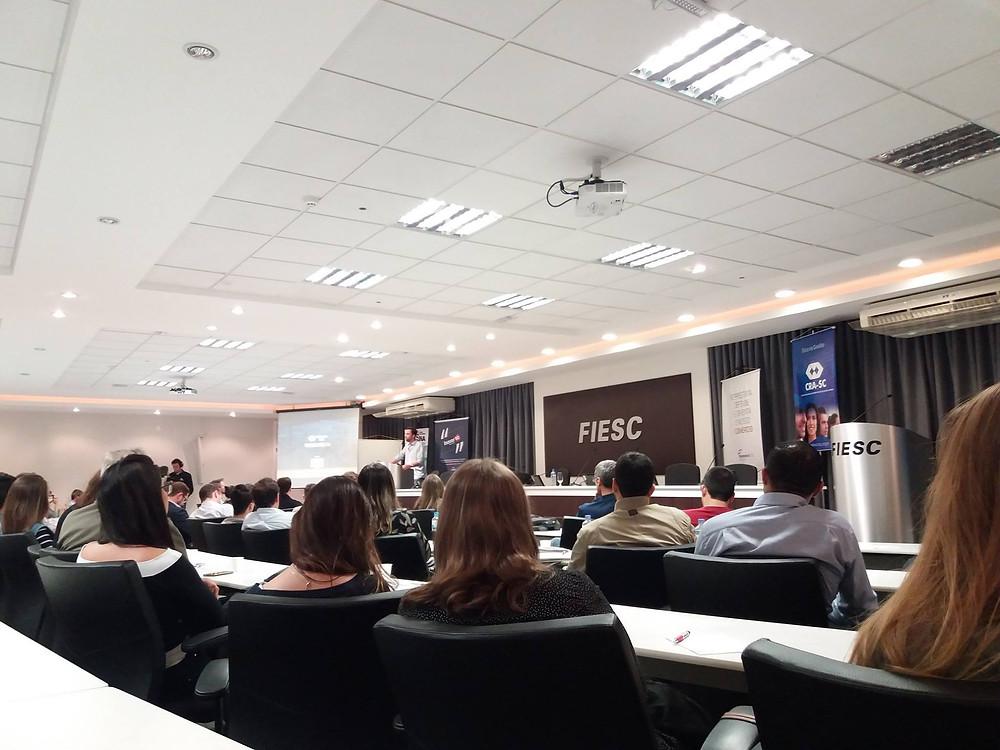 Efetivacom participa do Inovar SC