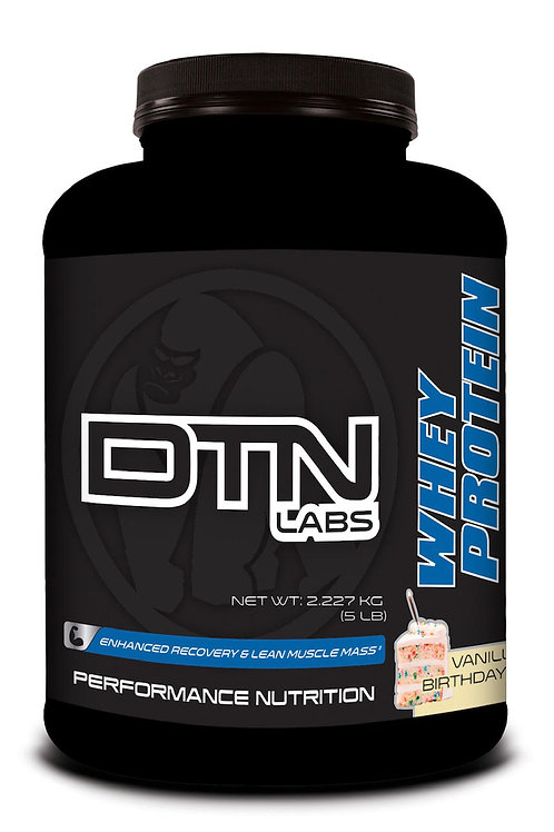 DTN Labs Whey Iso 5lbs