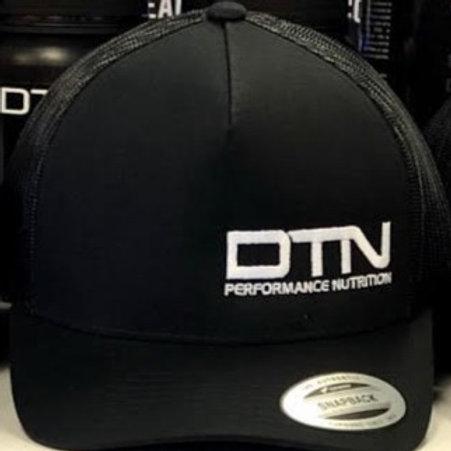 DTN Performance Nutrition FlexFit Snap Back Hats