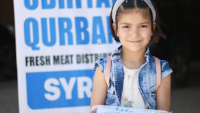 LIFE Distributes Fresh Meat in Syria
