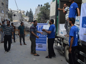 Life Provides Emergency Relief to Gaza